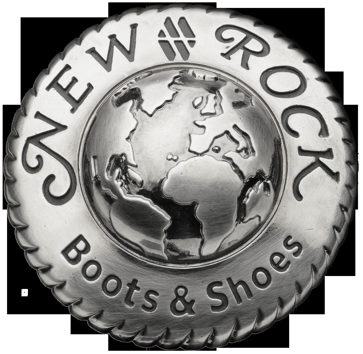 New Rock planet logo